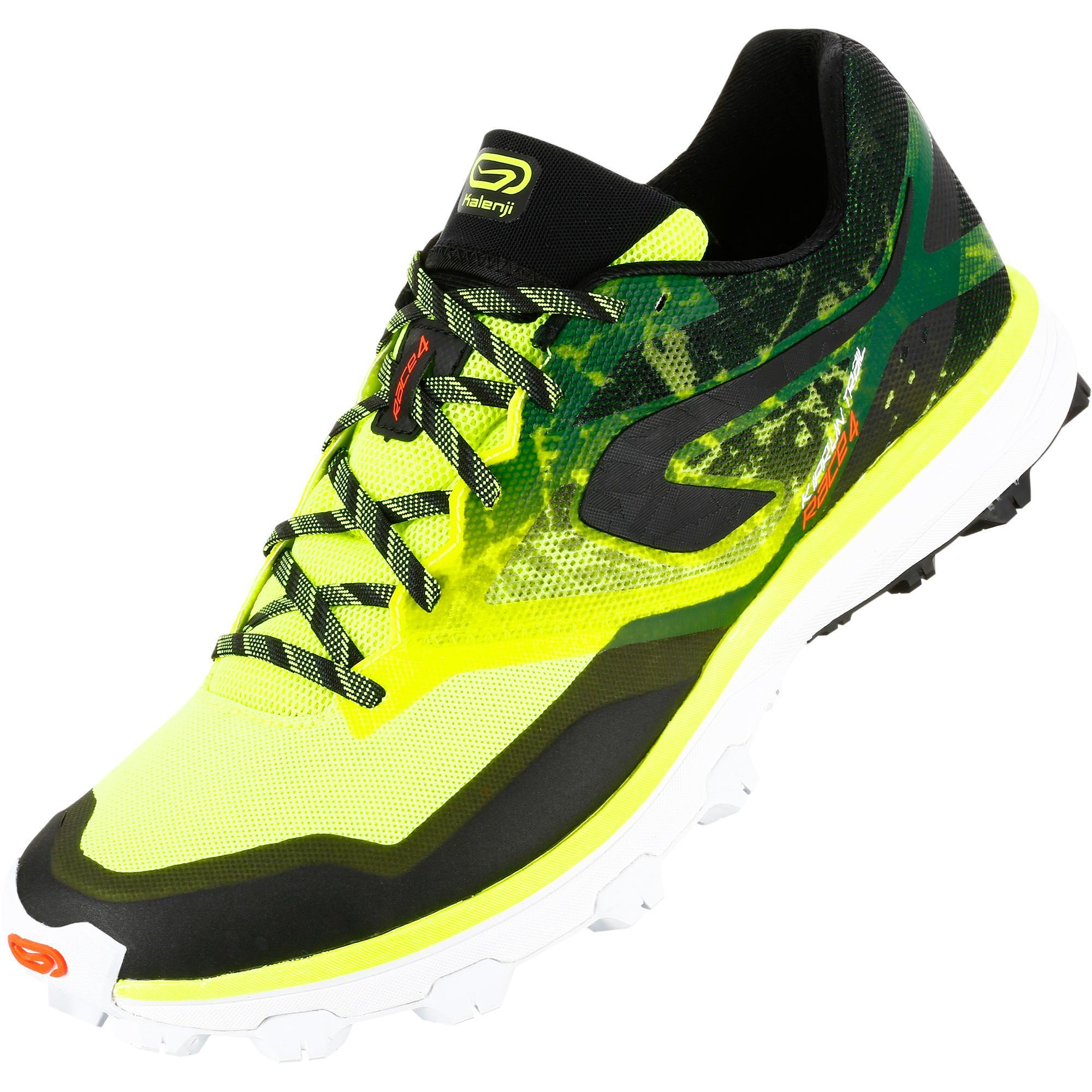 on sale 49e59 e776b Kalenji Running Chaussures 4 Trail Kiprace Decathlon Homme B84xBTq