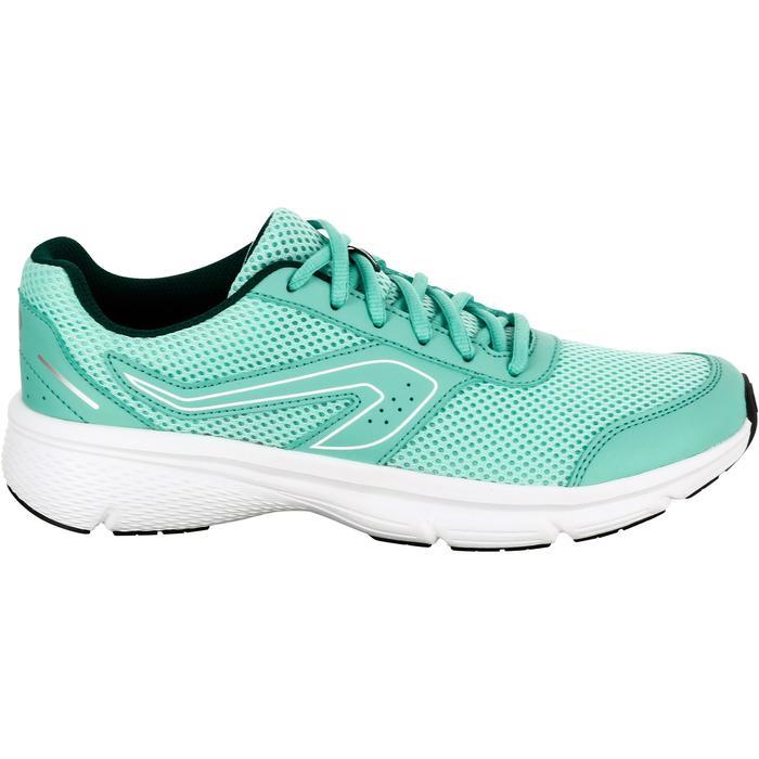 Joggingschoenen voor dames Run Cushion lichtgroen