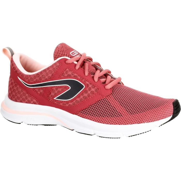 CHAUSSURES JOGGING FEMME RUN ACTIVE BREATHE BAROQUE ROSE