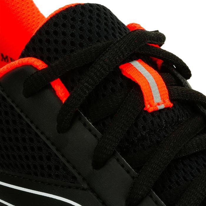 Loopschoenen voor heren Run Cushion zwart oranje