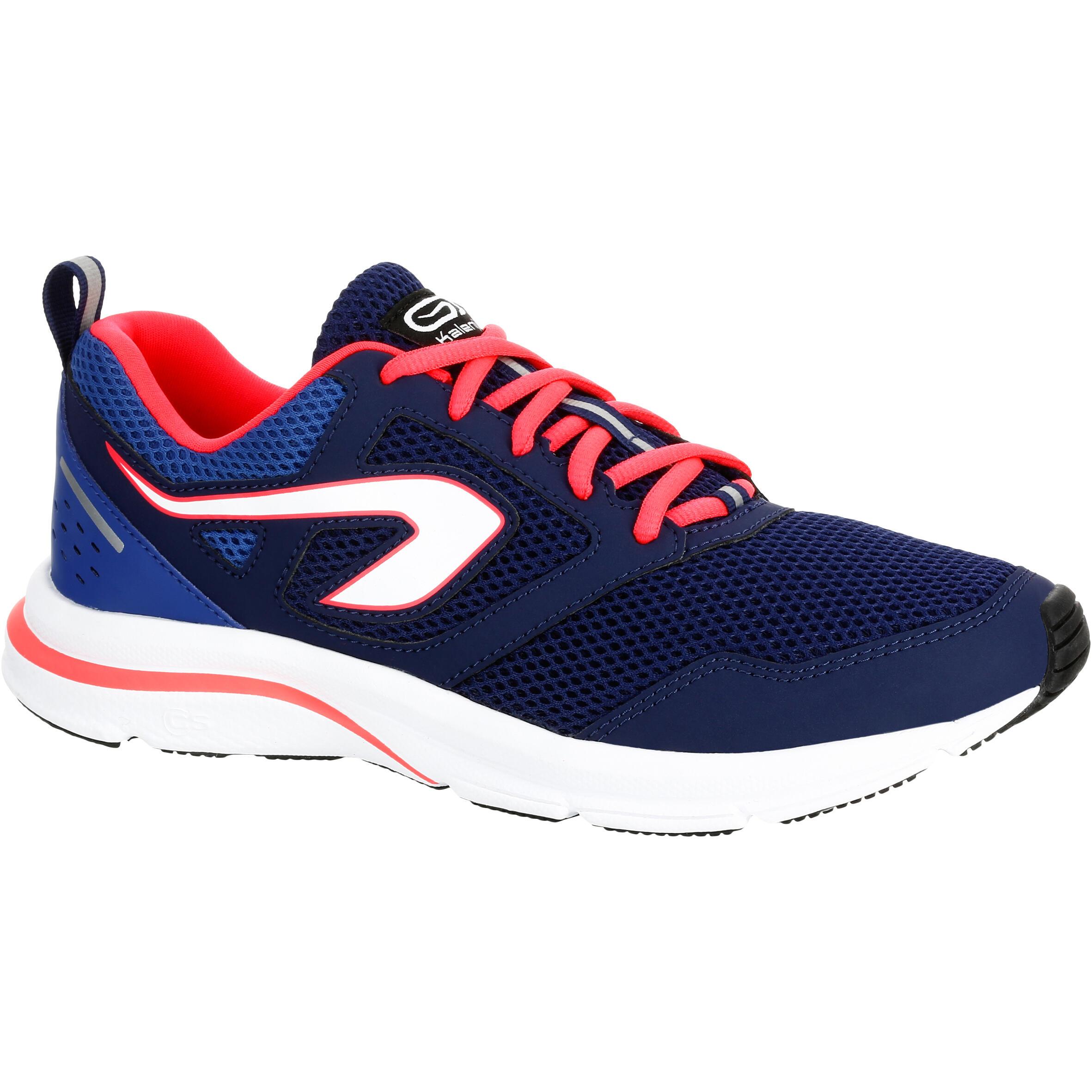 b2d78bf1408 Kalenji Joggingschoenen voor dames Run Active diva blauw 2505049 Alles voor  het hardlopen Hardlopen