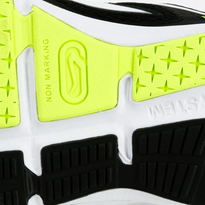 Laufschuhe Run Active Herren schwarz/gelb