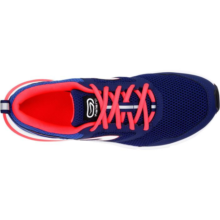 CHAUSSURES JOGGING FEMME RUN ACTIVE CORAIL - 1257503