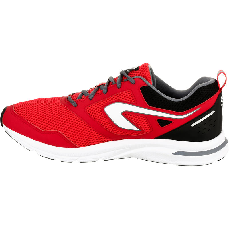 RUN ACTIVE MEN'S RUNNING SHOES - RED