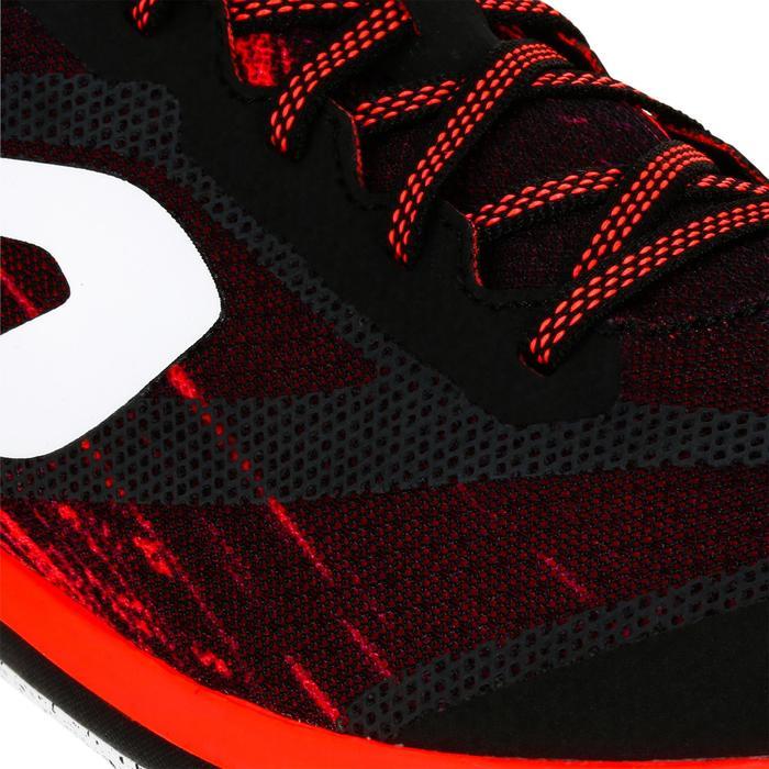 Hardloopschoenen voor heren Kiprun Race zwart/rood