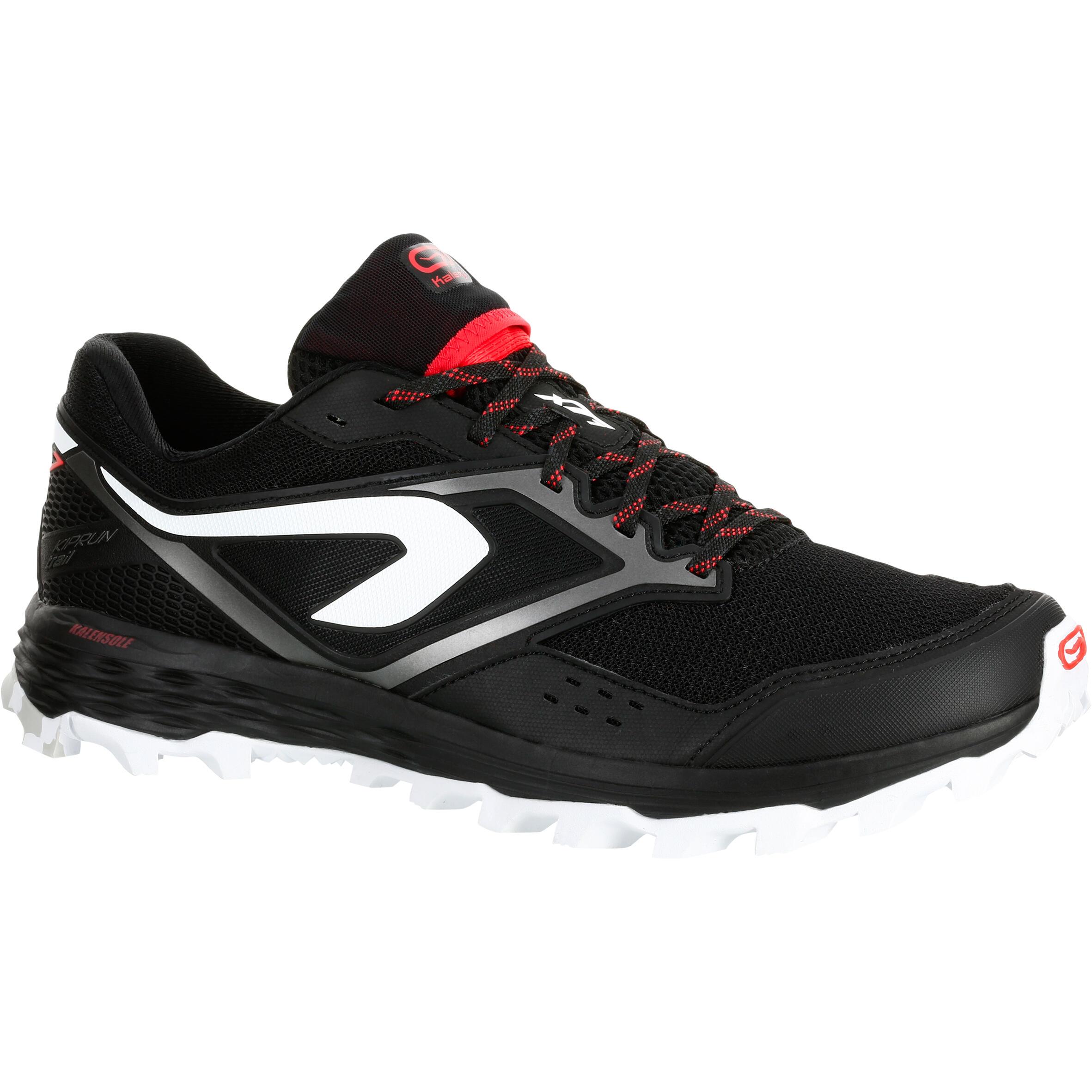 5eb91d144e2 Kalenji Trailschoenen voor heren Kiprun Trail XT 7 zwart zilver