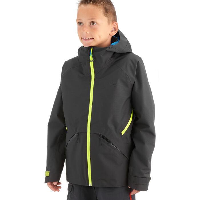Veste de randonnée enfant Hike 900 bleue - 1257799