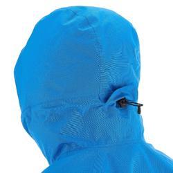 Veste de randonnée enfant MH550 Bleu clair