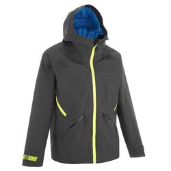 Kids' Waterproof Hiking Jacket MH550 7-15 Years