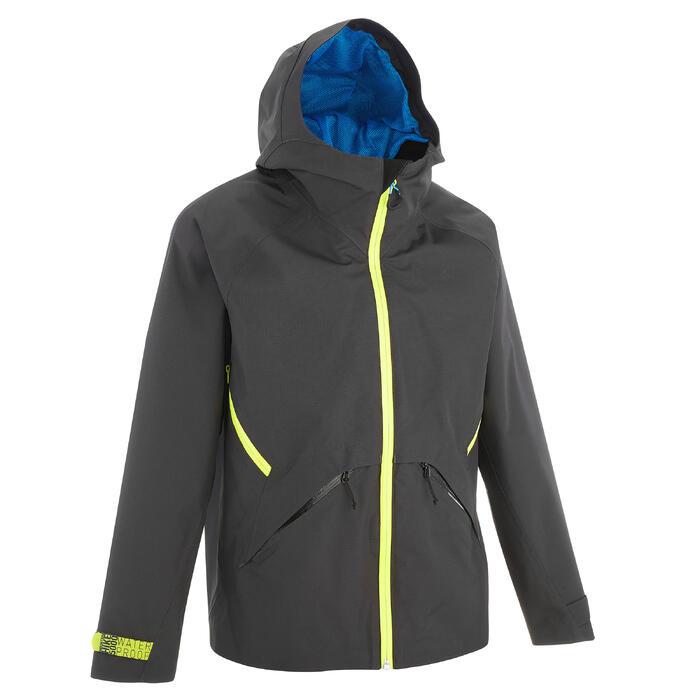Veste de randonnée enfant Hike 900 bleue - 1257807
