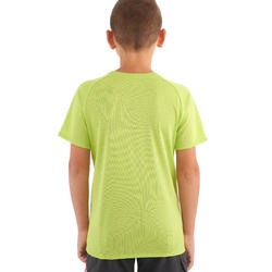 Hike 100 Children's Hiking T-shirt - Green