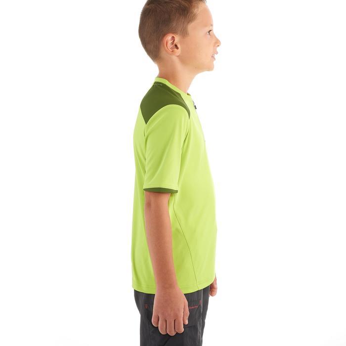 Wandelshirt voor jongens MH550 blauw