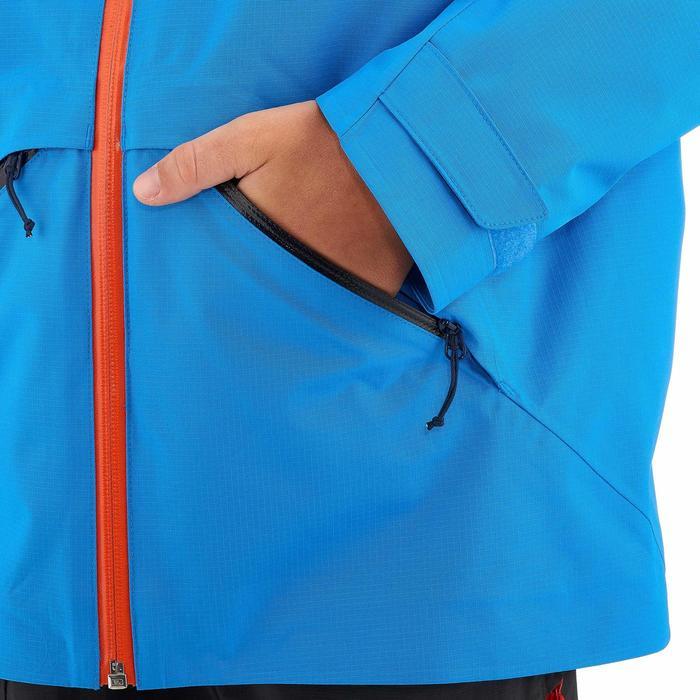 Veste de randonnée enfant Hike 900 bleue - 1257820