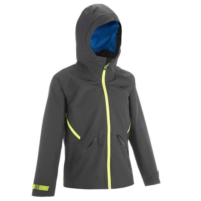 Veste de randonnée enfant Hike 900 bleue - 1257823