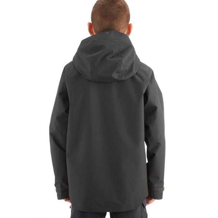 兒童款防水健行外套-MH500-灰色
