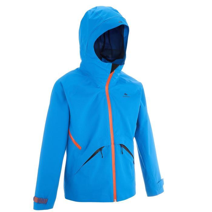 Veste de randonnée enfant Hike 900 bleue - 1257826