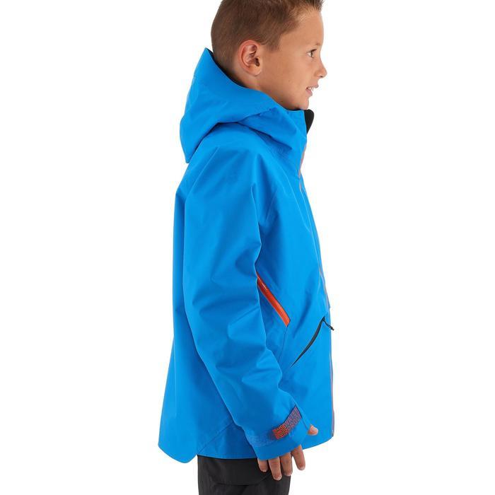 Veste de randonnée enfant Hike 900 bleue - 1257829