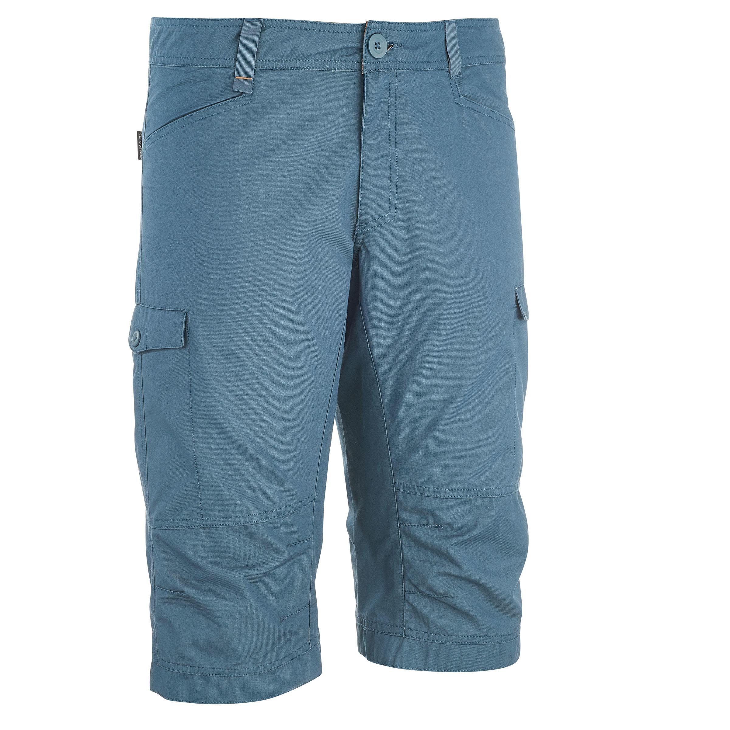กางเกงคาปรีเดินป่าธ...