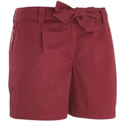 Short wandelen in de natuur NH500 Fresh bordeaux dames
