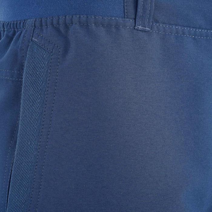 Wandelshort voor heren NH100 marineblauw