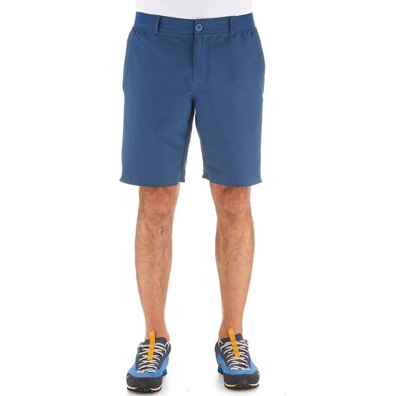 NH100 Men's Country Walking Shorts - Navy
