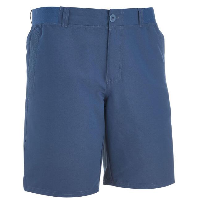 Men's Hiking Shorts NH100 - Navy
