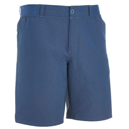 NH100 Men's Country Walking Shorts - Navy