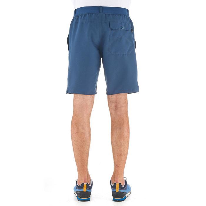 Pantalón corto naturaleza NH100 azul marino hombre