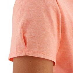 NH500 Women's Country Walking T-shirt - Coral