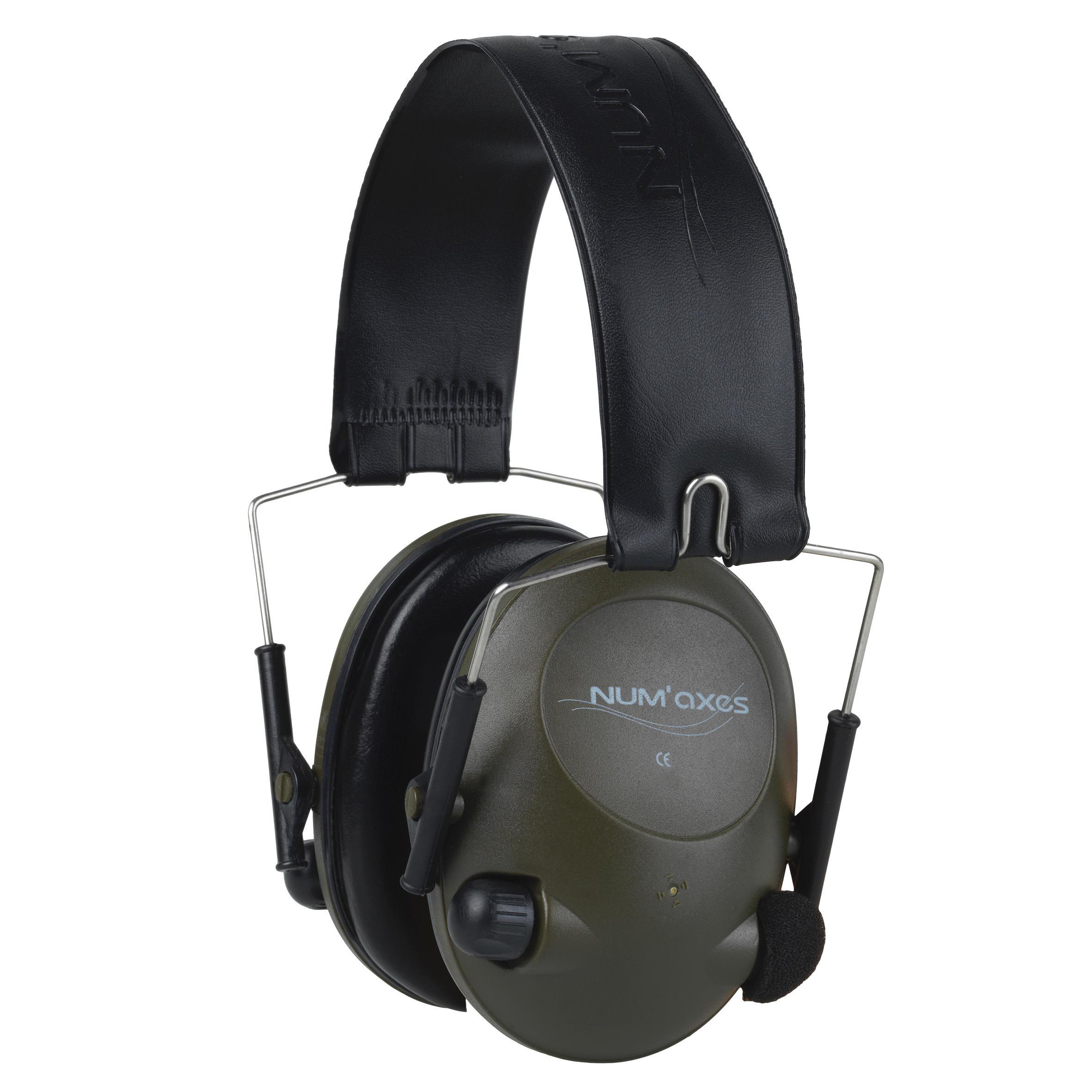 Num'axes france Elektronische oorkap Acoustic