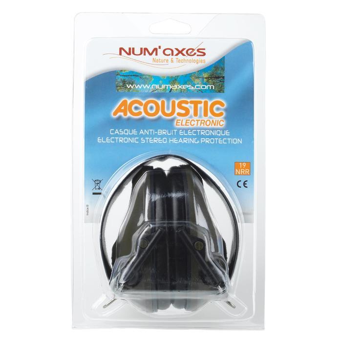 Casque électronique Acoustic - 1257993