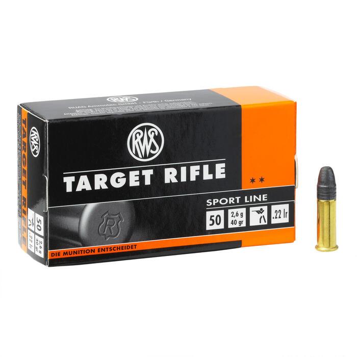 BALA 22 Long Rifle Target Rifle RWS