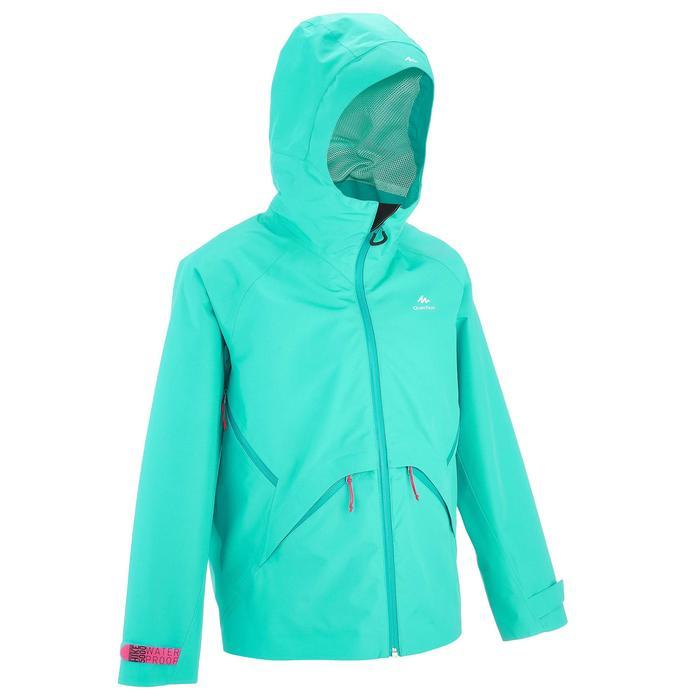 Veste de randonnée enfant Hike 900 bleue - 1258167