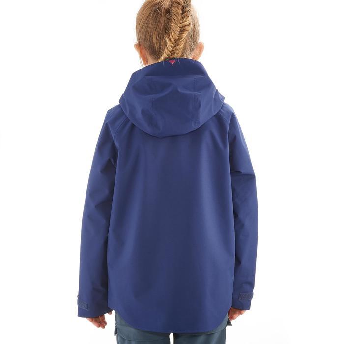Veste de randonnée enfant Hike 900 bleue - 1258169