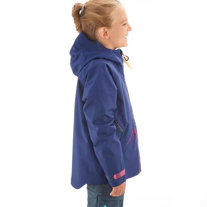 Veste de randonnée enfant Hike 900 bleue - 1258171
