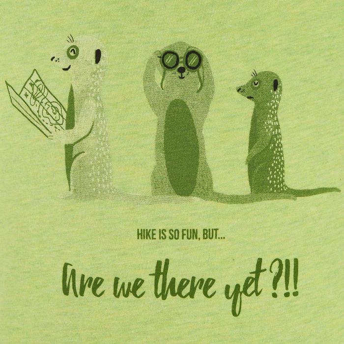 T-Shirt de randonnée enfant Hike 500 - 1258172