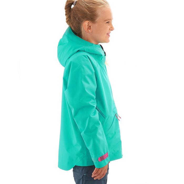 Veste de randonnée enfant Hike 900 bleue - 1258183