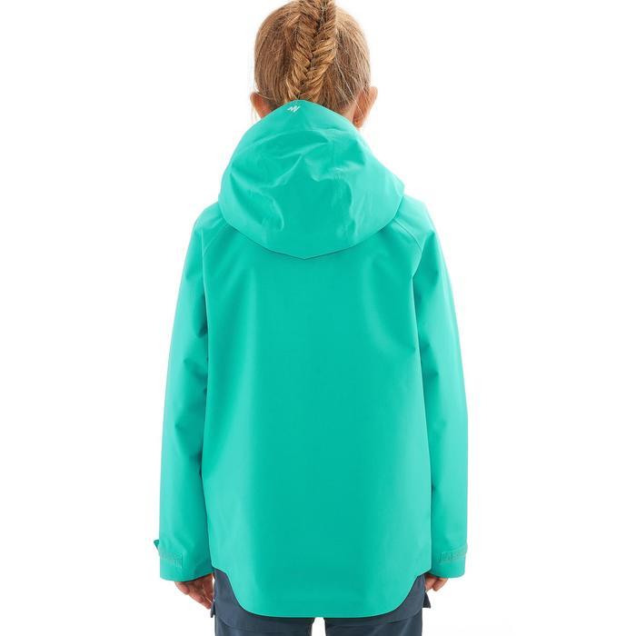 Veste de randonnée enfant Hike 900 bleue - 1258196