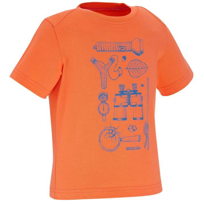 T-Shirt de randonnée enfant Hike 500 - 1258204