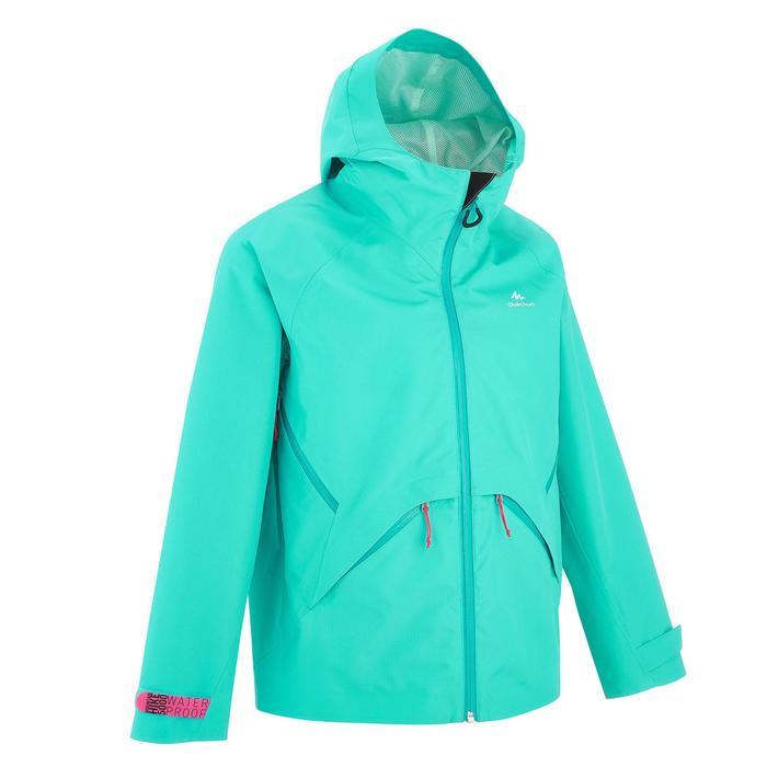 Veste de randonnée enfant Hike 900 bleue - 1258207