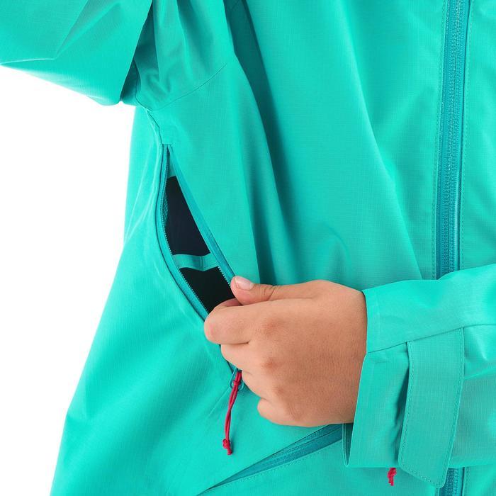 Wandeljas voor kinderen Hike 900 turquoise