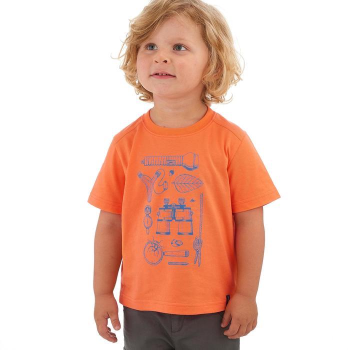T-Shirt de randonnée enfant Hike 500 - 1258210