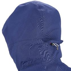 Wanderjacke MH550 Kinder dunkelblau