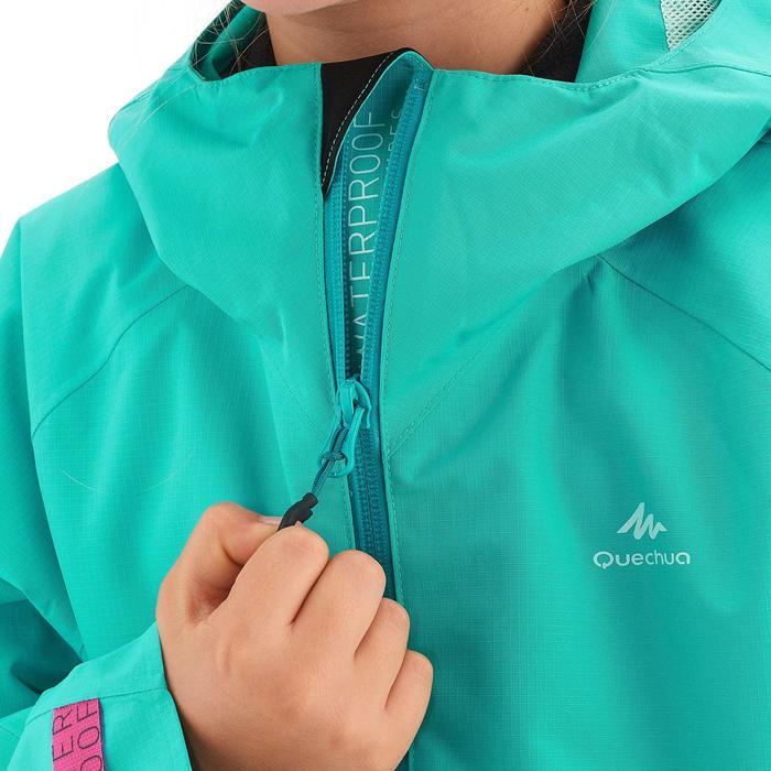 Veste de randonnée enfant Hike 900 bleue - 1258216