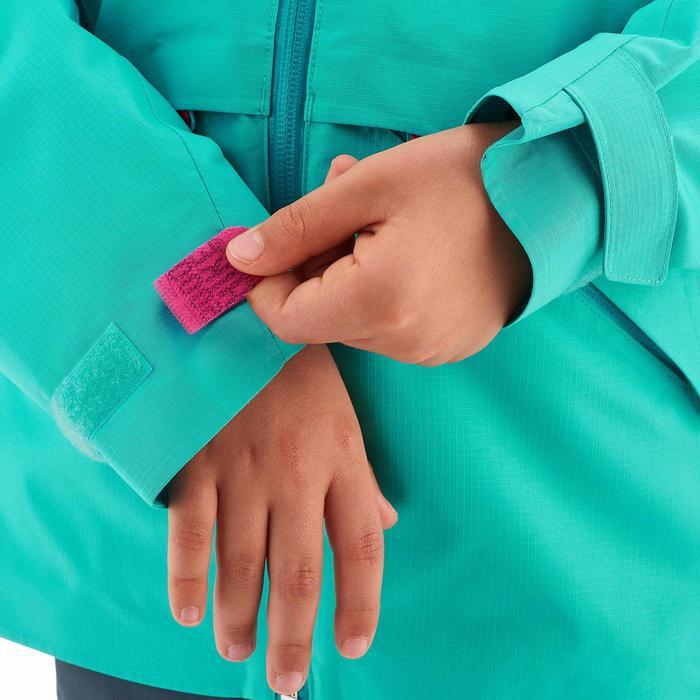 Veste de randonnée enfant Hike 900 bleue - 1258233