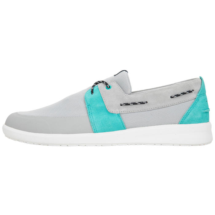 Chaussures bateau homme Cruise 100 bleu foncé - 1258282