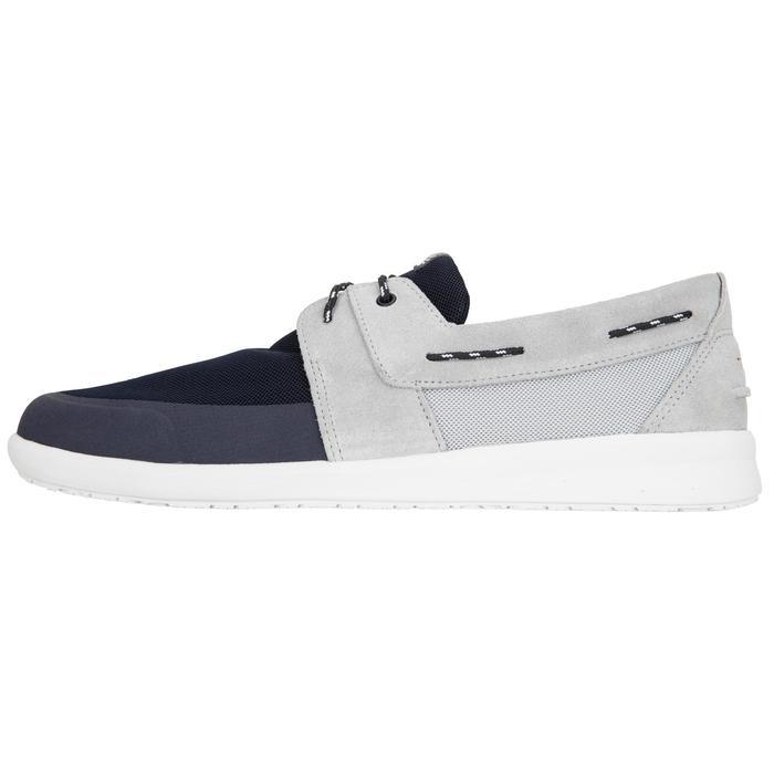 Chaussures bateau homme Cruise 100 bleu foncé - 1258284