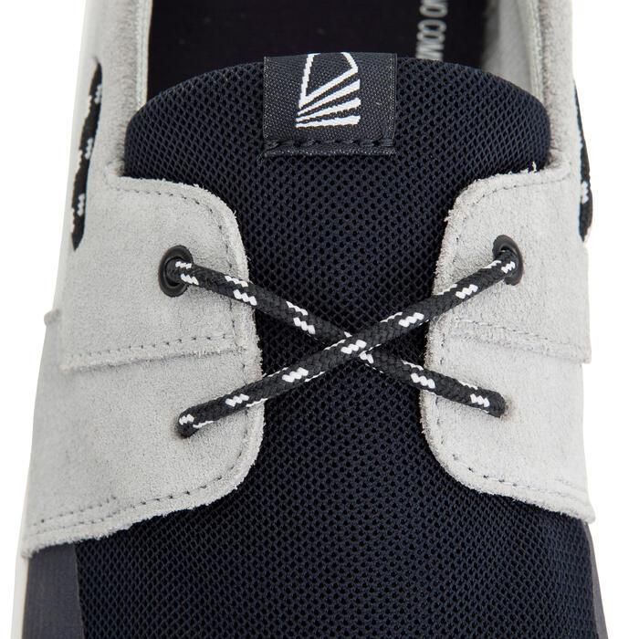 Chaussures bateau homme Cruise 100 bleu foncé - 1258286