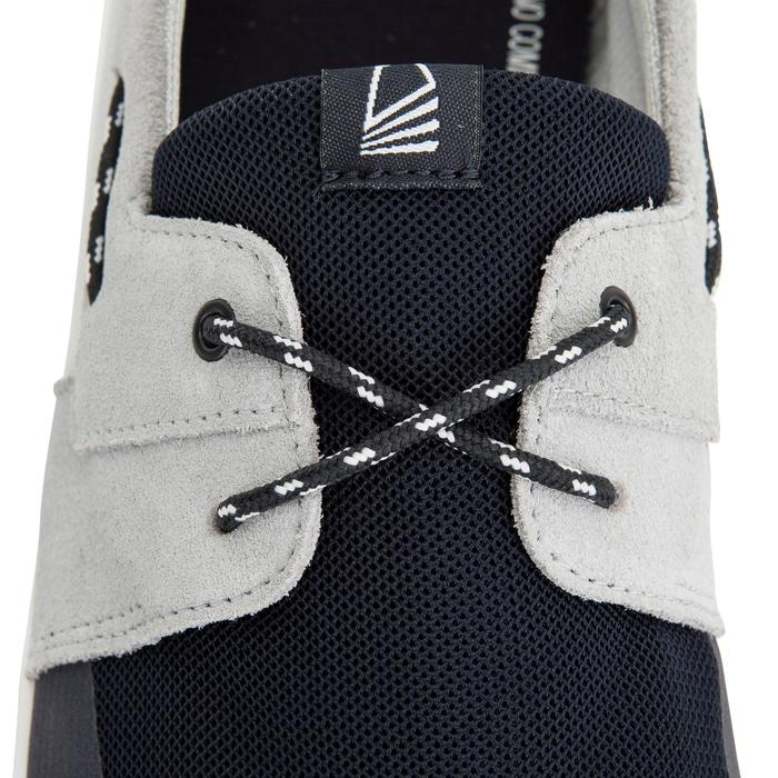Cruise 100 men's Boat Shoes grey blue