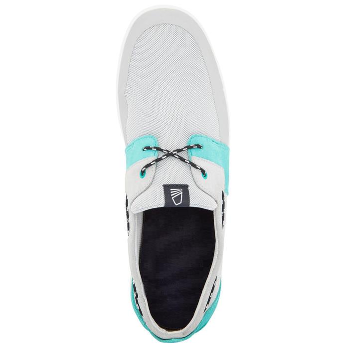 Chaussures bateau homme Cruise 100 bleu foncé - 1258294